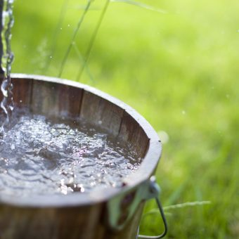 Is your well overflowing?